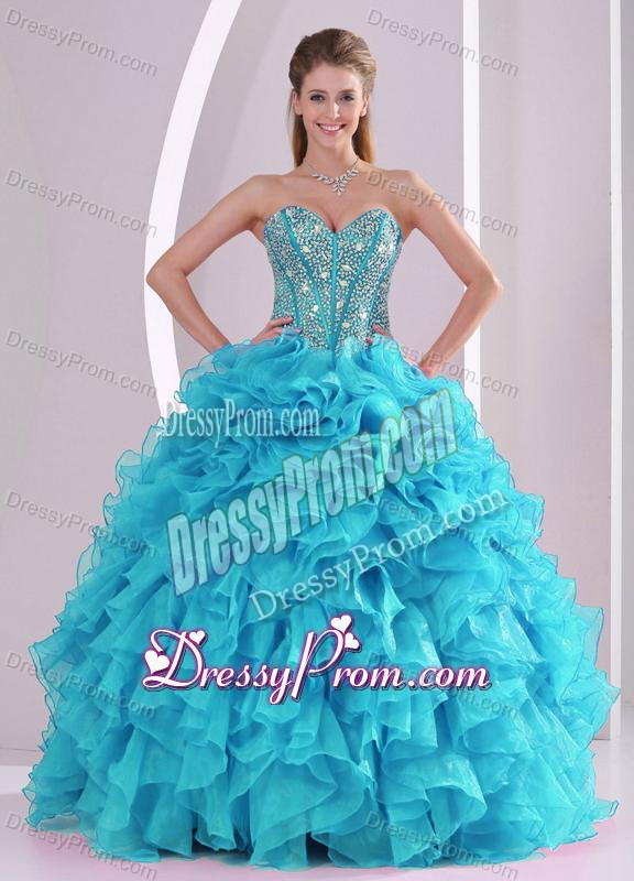 Baby Blue Prom Dresses,Baby Blue Quinceanera Dresses
