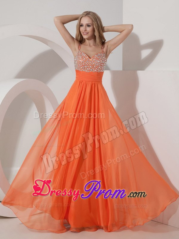 orange prom dress | new quinceanera dresses