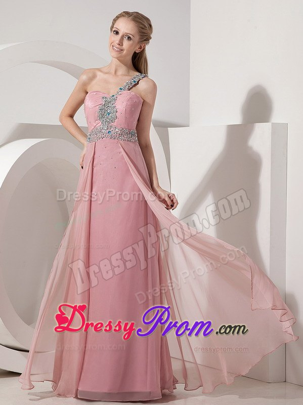 Theme Dresses in Rose Pink