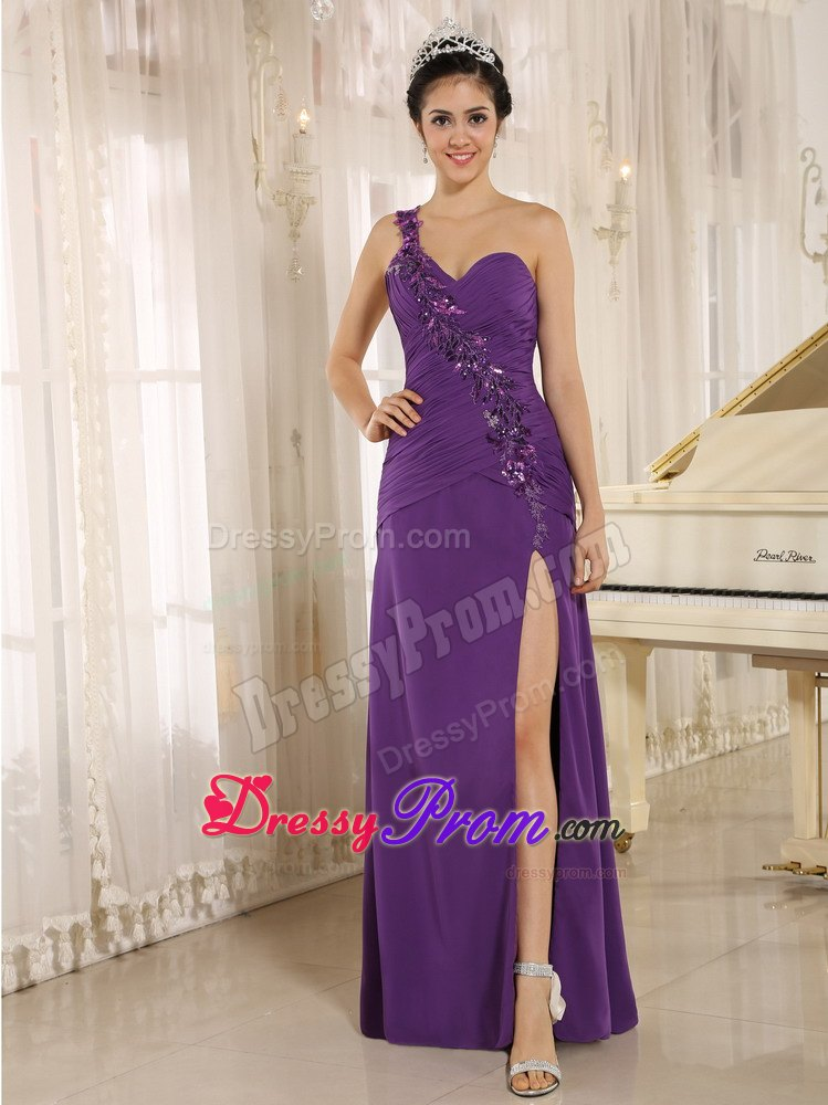 Cheap Prom Dresses Online Fast Shipping - Purple Graduation Dresses