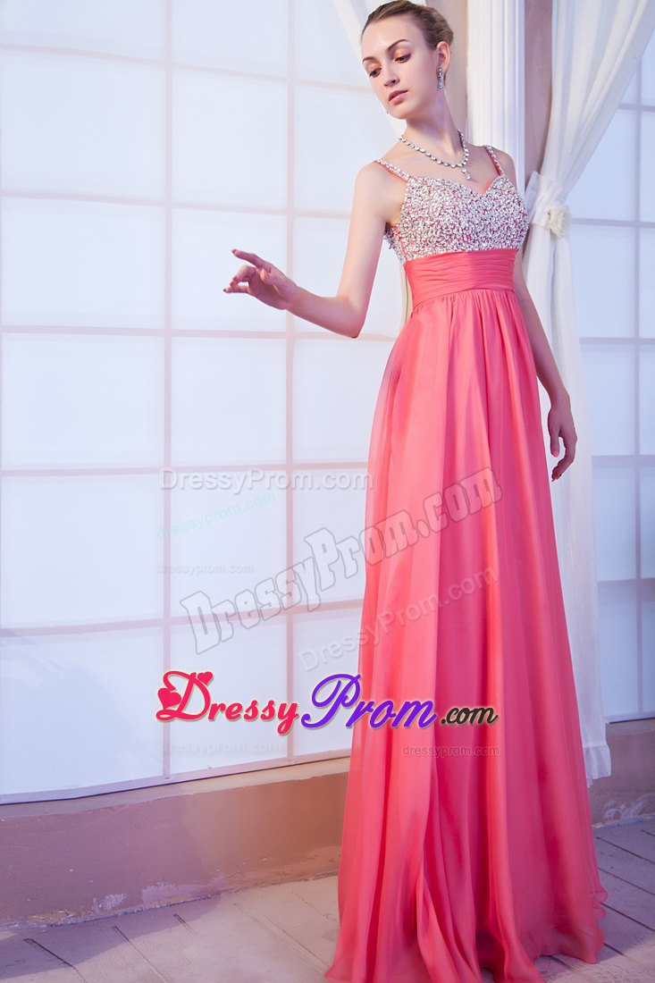 Straps Neckline Quinceanera Dress, Straps Prom Dresses