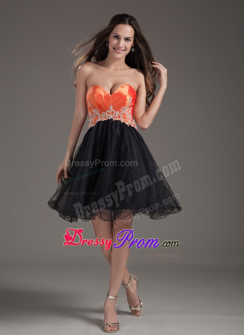 Red And Black Puffy Prom Dress | www.pixshark.com - Images ...