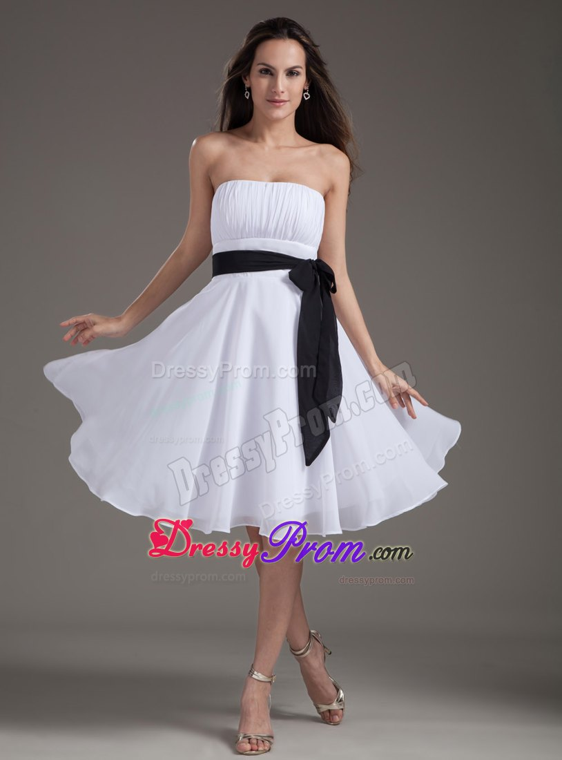 Black And White Short Prom Dresses Cocktail Dresses 2016