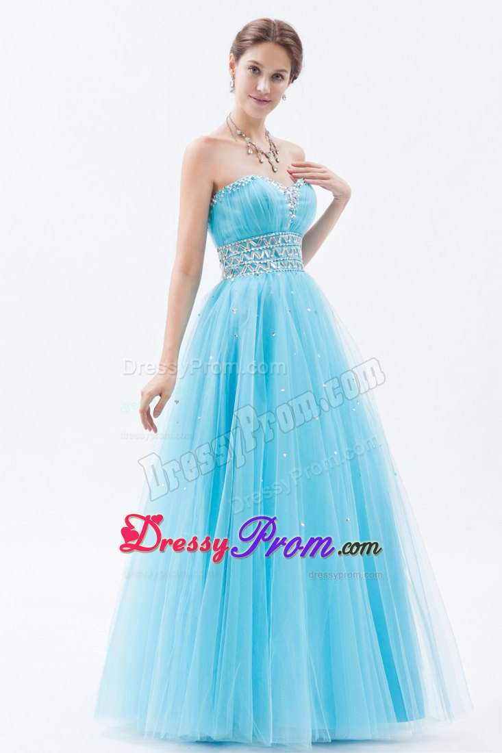 Baby Blue Prom Dresses That Are Cute - Long Dresses Online