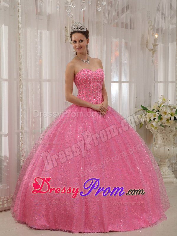 Sweetheart Sequins Beaded Sweet 15/16 Birthday Dress Colors
