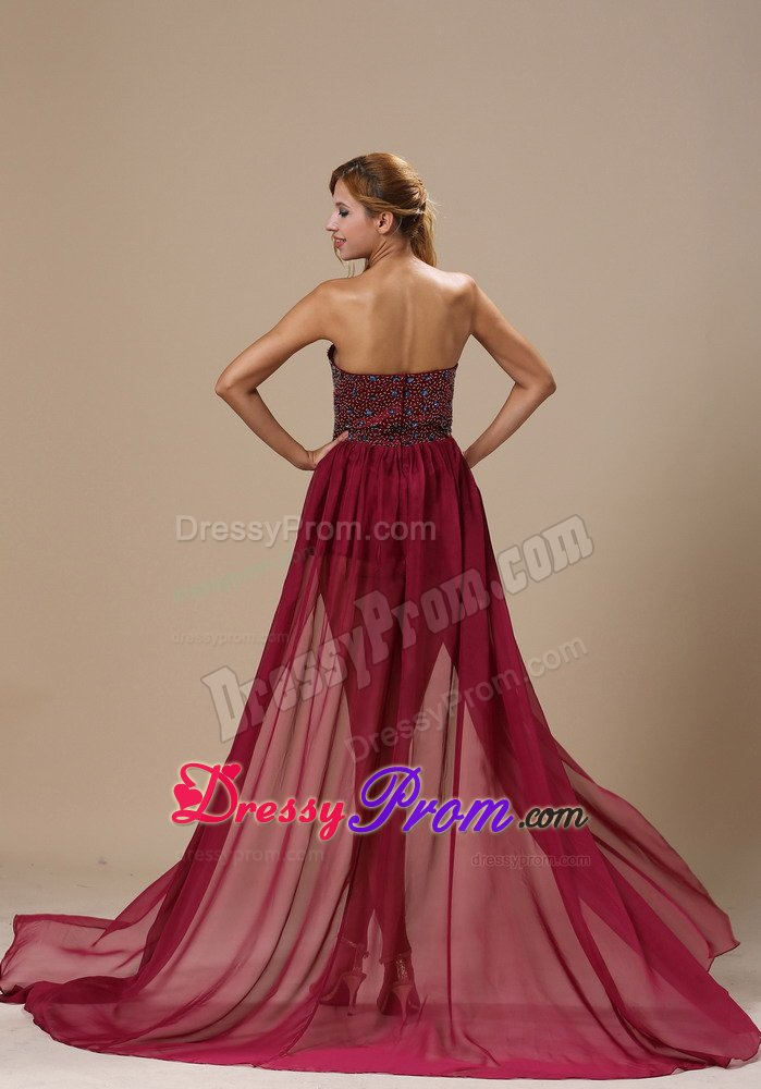 Winter ball dresses