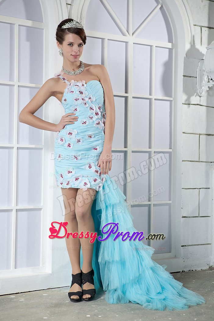 Ruches Prom Holiday Dress