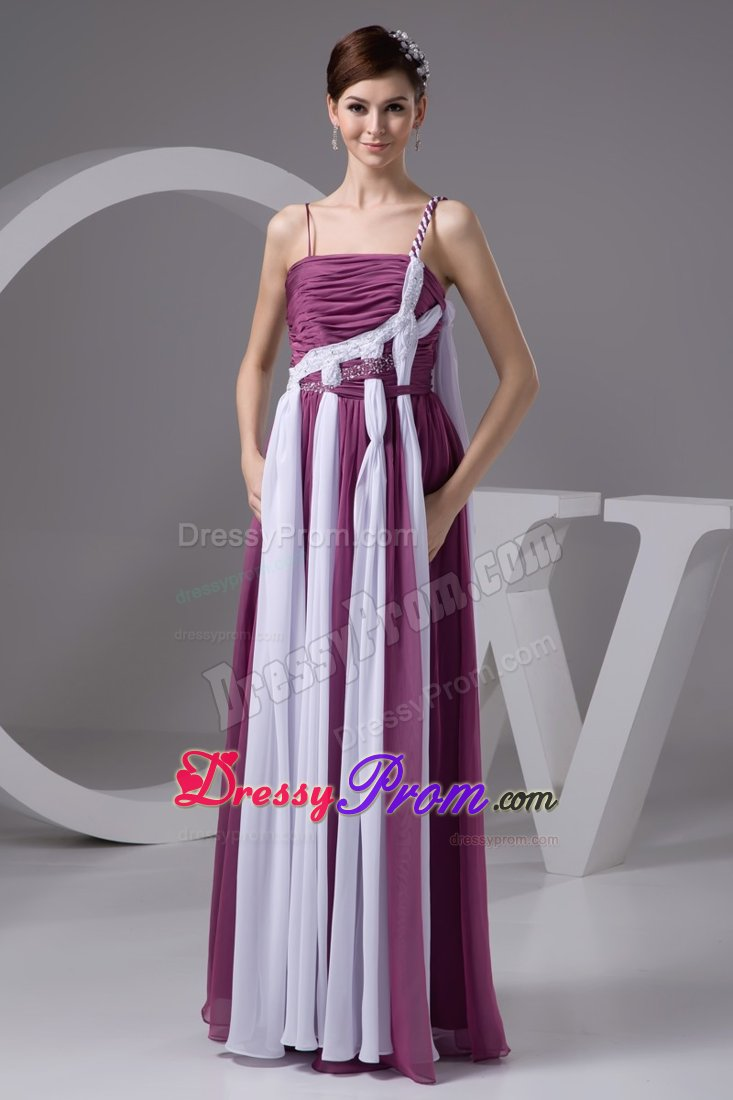 White And Purple Prom Dresses,White And Purple Quinceanera Dresses