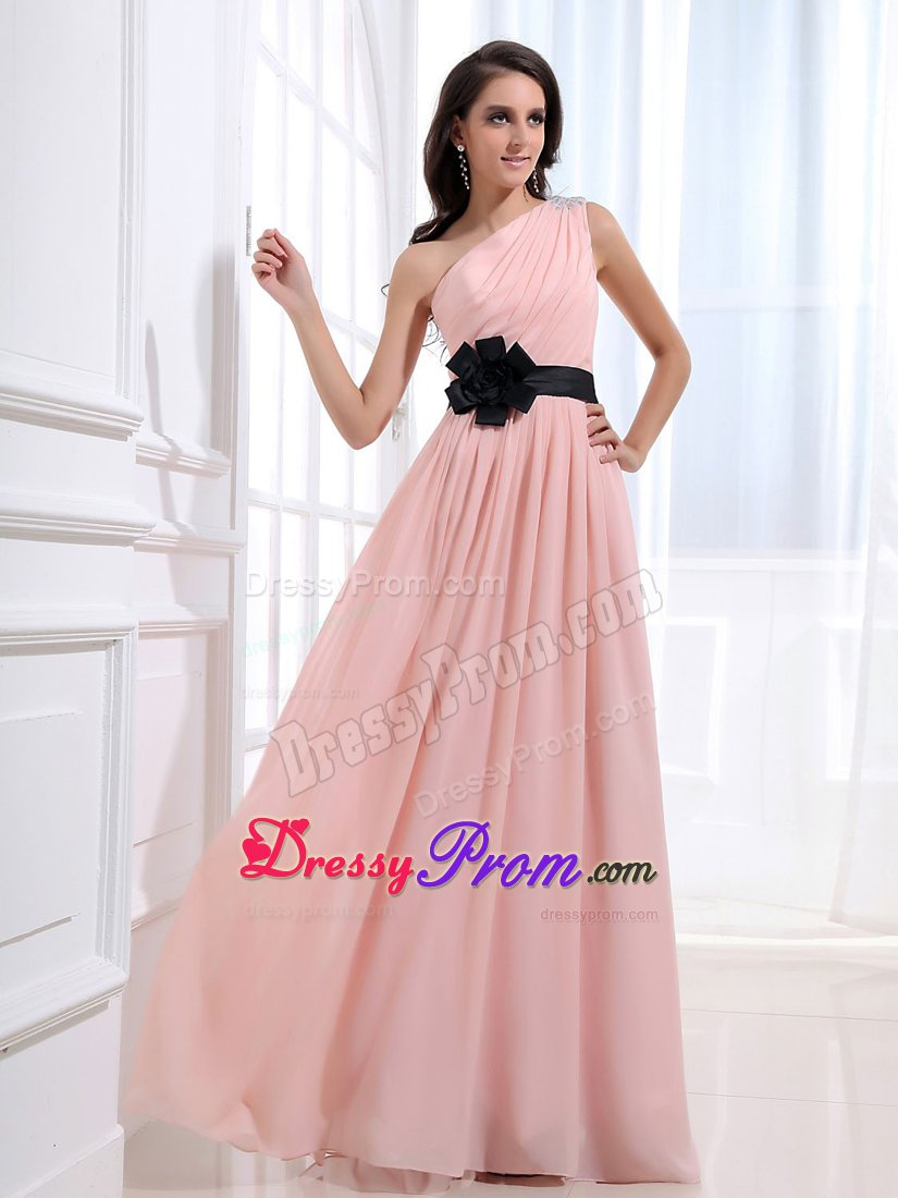 Baby Pink Prom Dresses,Baby Pink Quinceanera Dresses