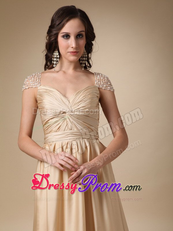 Awesome  Gold Color Long Dress Party Dresses From Reliable Gold Pierre