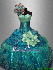 Cheap Sweetheart Quinceanera Dresses with Sequins