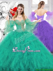New Style Ball Gown Sweetheart Quinceanera Dresses