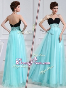 Low Price Empire Sweetheart Beading Simple Prom Dresses for Evening