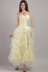 Plus Size Light Yellow Quinceanera & Prom Dresses,Pretty,Under 200