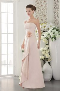 Column Strapless Long Dress for Prom Colors for Your Choice