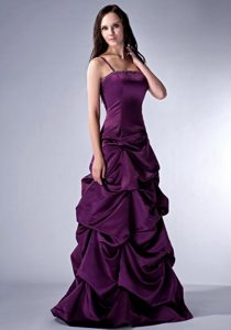 Spaghetti Straps Pick Ups Prom formal Dress Colors to Choose