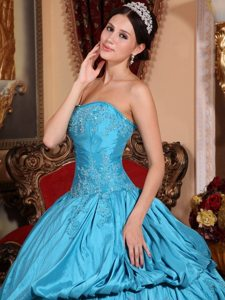 Discount Beaded Appliques Sweet 15 Dresses Colors to Choose