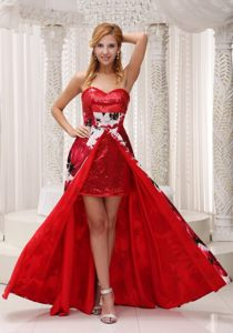 New Years Eve White Winter Semi formal Dresses - DressyProm.com