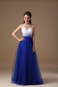 Popular Sweetheart Two-toned Prom Dress in Northumberland